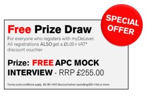 Mock prize