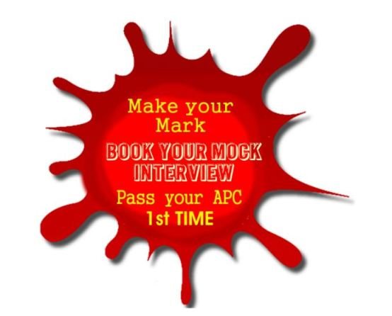 Book your APC Mock !