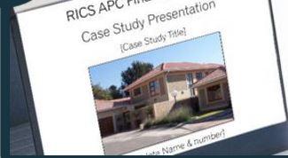 RICS APC Final Assessmnet Case Study presentation